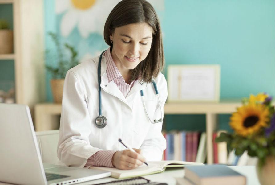 Прием эндокринолога с УЗИ