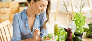 Правильное питание в первый триместр беременности